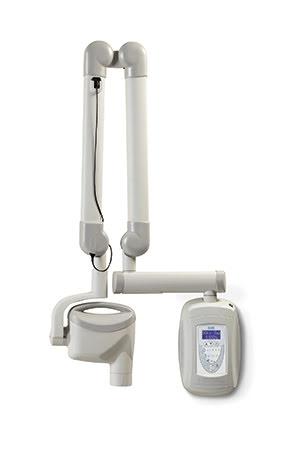 """Digital dental röntgen """"76"""" VetPro complete wall"""
