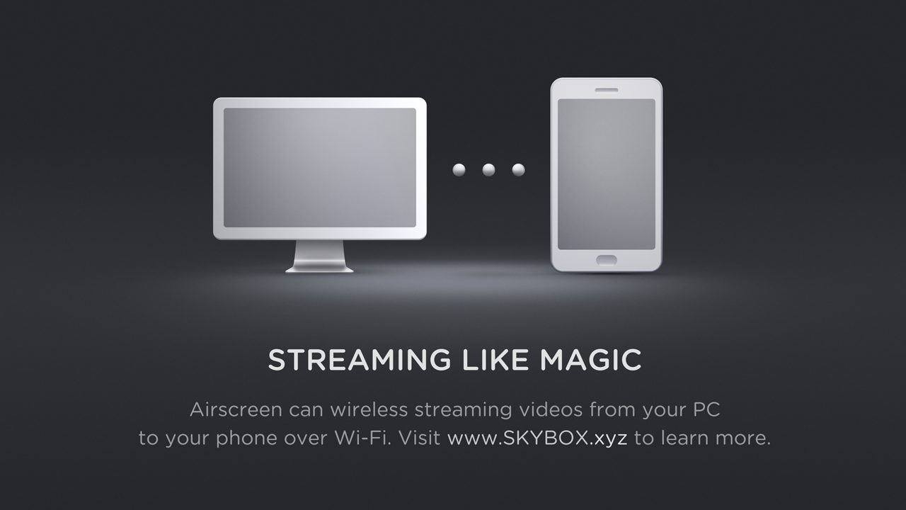 SKYBOX VR Video Player- screenshot