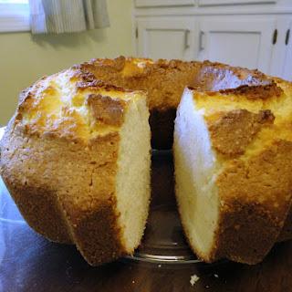 Sour Cream Pound Cake With Cake Flour Recipes.