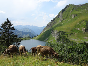 Photo: Seealpsee