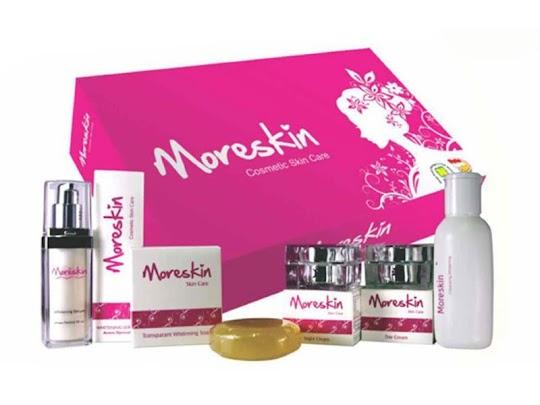 paket perawatan wajah herbal alami aman ibu hamil menyusui moreskin original asli nasa glowing serum toner cream sabun