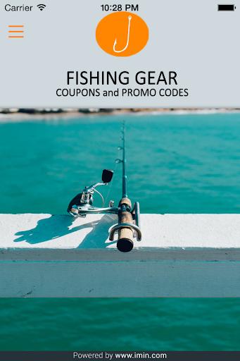 Fishing Gear Coupons - Imin