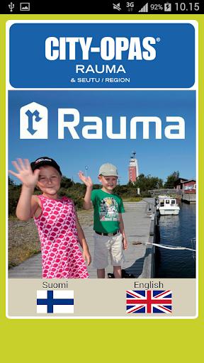 CITY-OPAS Rauma seutu