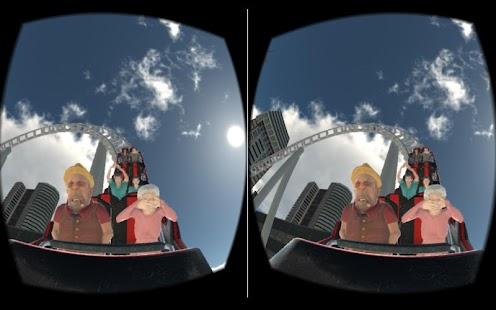 Roller Coaster VR 2017 - náhled
