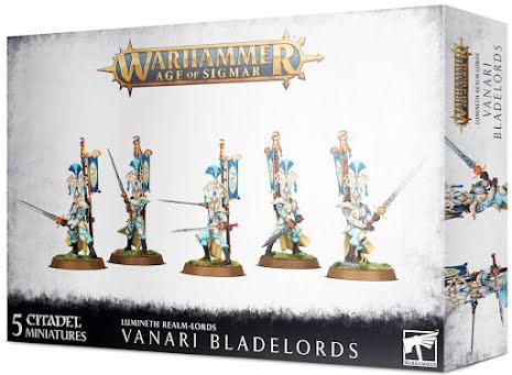 LUMINETH REALM-LORDS: VANARI BLADELORDS