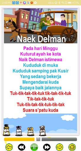 Code Triche Lagu Anak Anak APK MOD screenshots 2