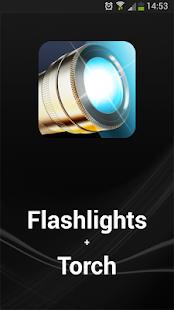 Flashlights + Torch - náhled