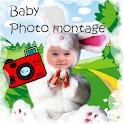 Babies Photo Montage