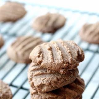 Teff Cashew Butter Cookies.