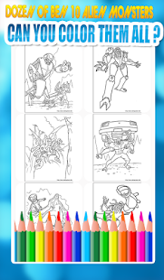 Download Coloring Book For Ban 10 PC Windows And Mac Apk Screenshot 23
