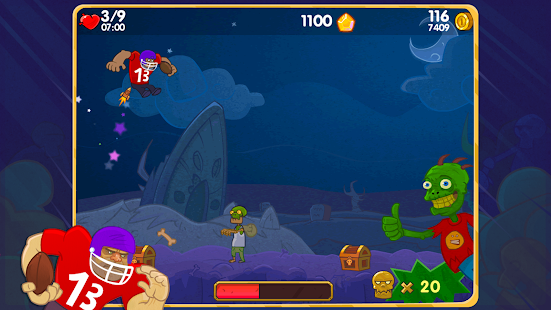 Zombilla Team- screenshot thumbnail