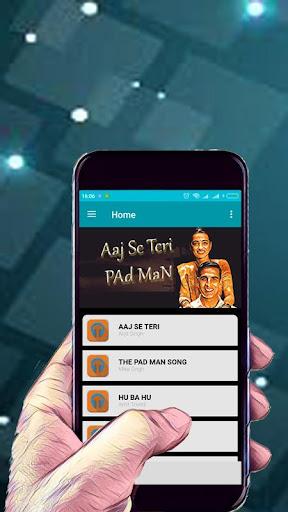 Ost Pad Man Movie - Aaj Se Teri 2018 photos 2
