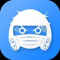 미세나우 - 미세먼지(PM10), 초미세먼지(PM2.5), 미세먼지 지도, 미세먼지 알림 icon