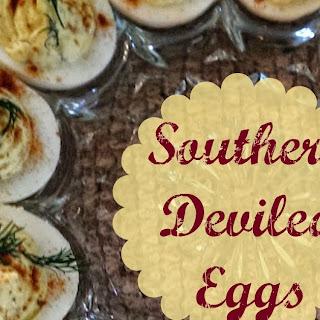 Southern Deviled Eggs Recipe