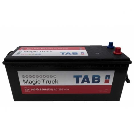 140 Ah Startbatteri TAB TM14