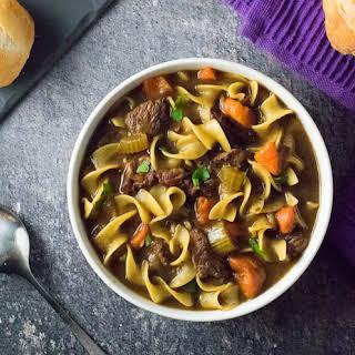 Beef Noodle Soup Recipes.