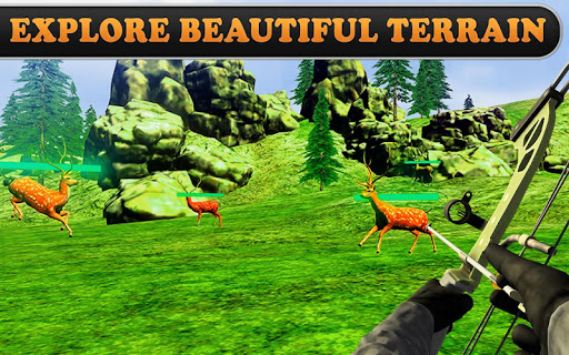 Bow Deer Hunting - USA Wild Crossbow Animal Hunter 1.0 de.gamequotes.net 4