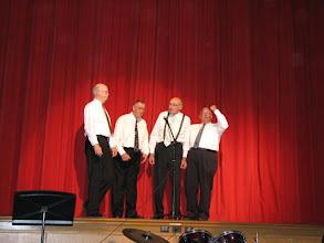 Photo: Original MDR with Jim Palmer-Br, Koeth Butler-Bs, Charlie Davis-Ld, Dan Reppert-Tn