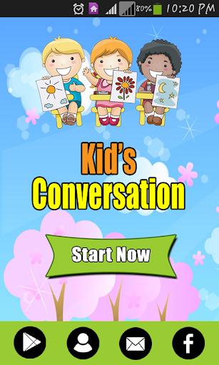 Kids Conversation