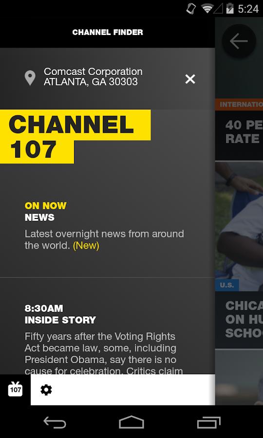 Al Jazeera America News- screenshot