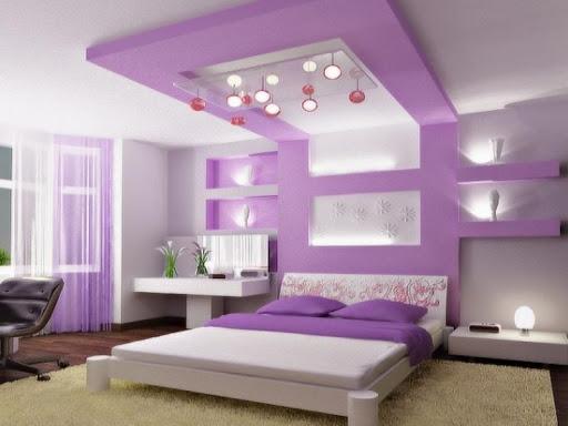 침실 천장 디자인