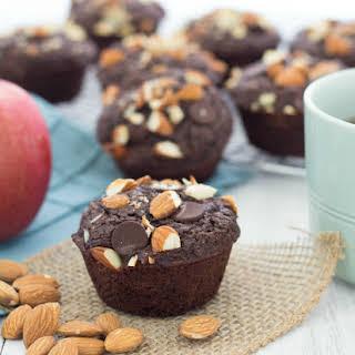 Skinny Dark Chocolate Chunk Muffins.