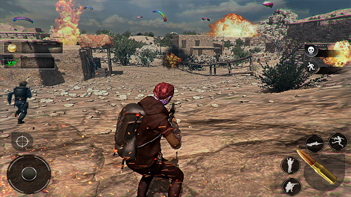 Firing Squad Free Fire -  Survival Battleground  captures d'u00e9cran 2