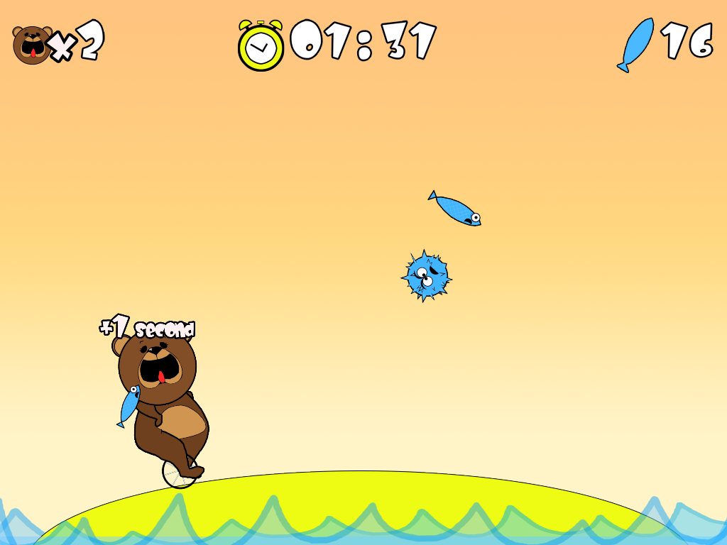 Wheel Bear- screenshot
