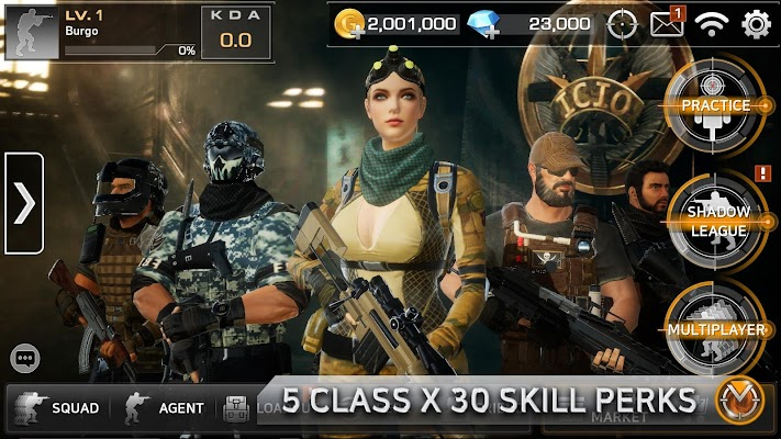 Combat Squad - Online FPS- screenshot