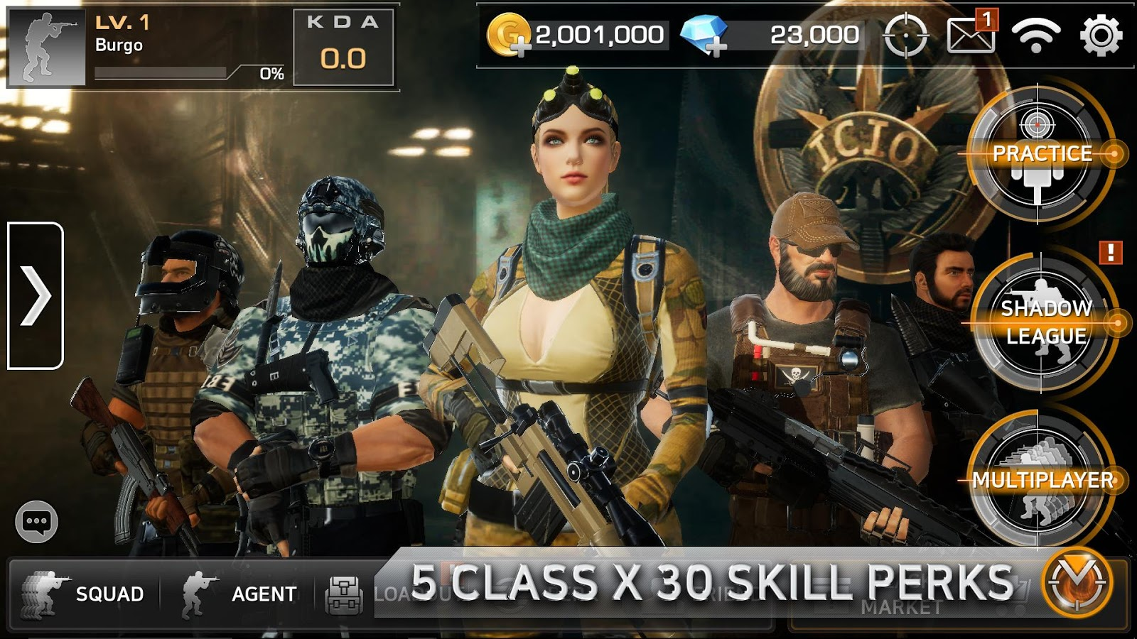 Combat Squad - Online FPS- screenshot