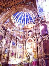 Photo: Inside Iglesias de San Francisco, Old Town, Quito