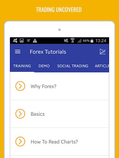 Forex Tutorials - Trading for Beginners  screenshots 10