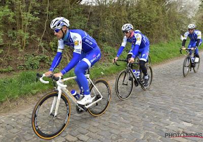 En of alles in het teken staat van Parijs-Roubaix, Tom Boonen rijdt de Ronde al op speciale fiets