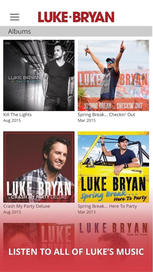 Luke bryan android apps on google play luke bryan screenshot voltagebd Gallery