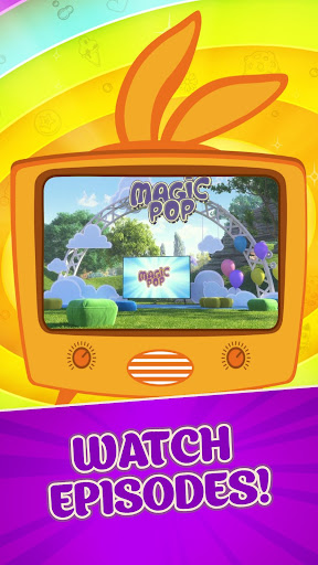 Sunny Bunnies: Magic Pop Blast! screenshots 3
