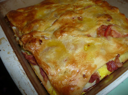 Kentucky Hot Brown Bake Recipe