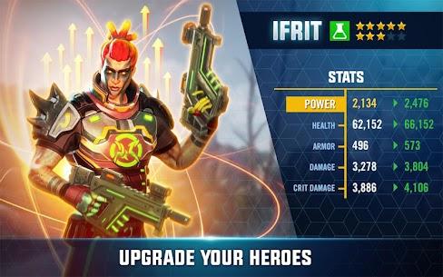 Hero Hunters Mod 3.2 Apk [Unlimited Money] 4