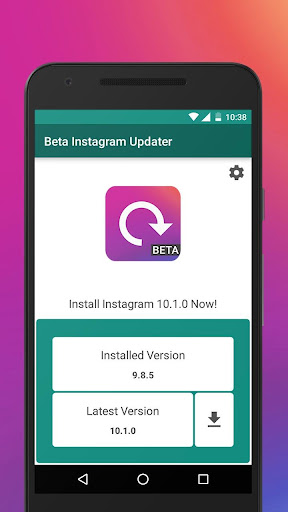Download Beta Updater+ for PC