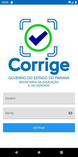 Foto do Corrige