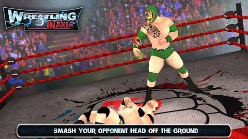 WRESTLING MANIA : WRESTLING GAMES & FIGHTING  screenshots 5