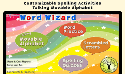 Word Wizard for Kids - Learn to Read & Spell APK screenshot thumbnail 1