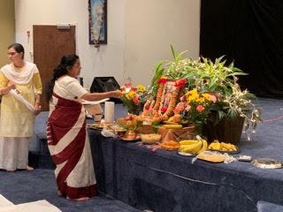 Hanuman Jayanthi/Sevak Lunch/Graduation 2019