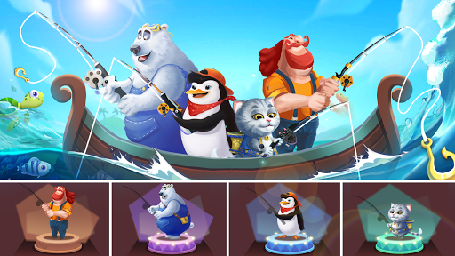Fisherman Go!  captures d'écran 2