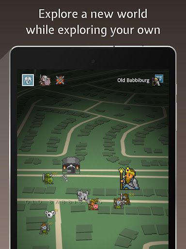 Orna: The GPS RPG screenshots 7