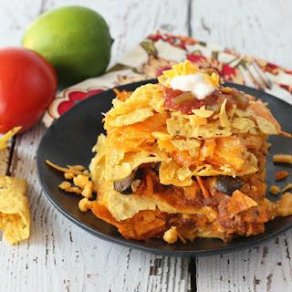 Taco Plate Casserole