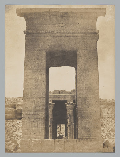 [View of Egypt]