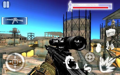 modern Legend sniper hero : fps mobile shoot war cheat screenshots 1
