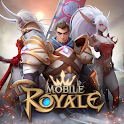 Mobile Royale MMORPG - Build a Strategy for Battle icon
