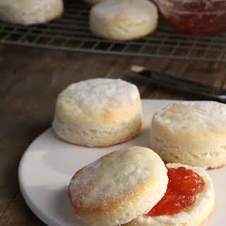 Gluten Free Angel Biscuits.