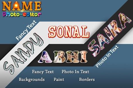 Tải Name Art Photo Editor miễn phí